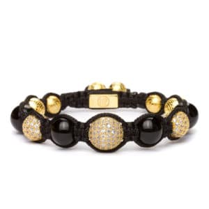 Браслет Шамбала Karma Jewels B&G-07