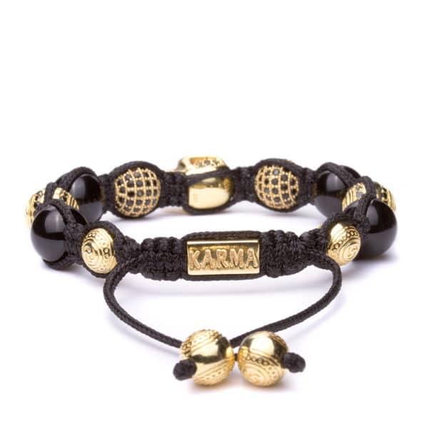 Браслет Шамбала Karma Jewels B&G-10.1